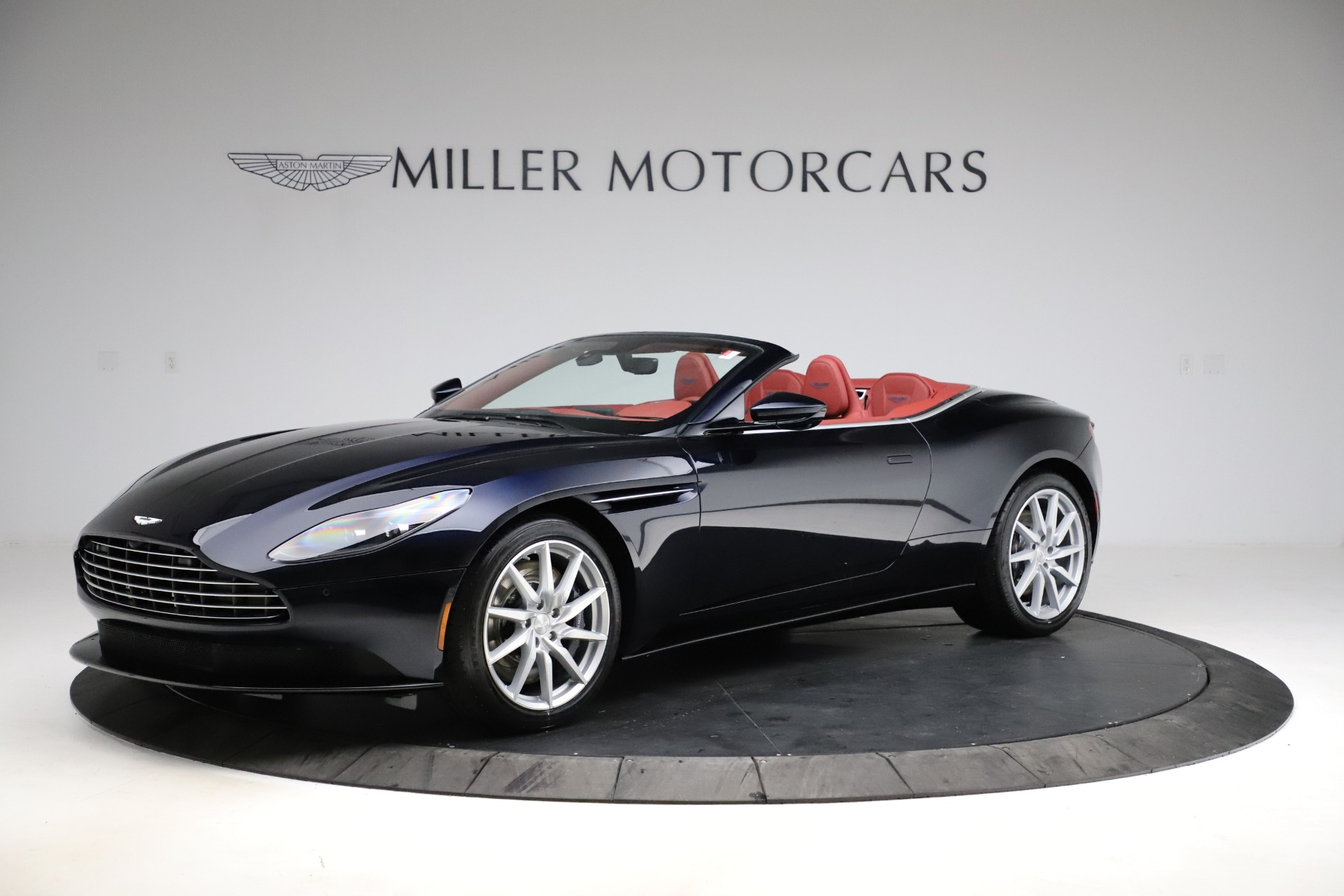 New 2021 Aston Martin DB11 Volante Convertible for sale $261,486 at Rolls-Royce Motor Cars Greenwich in Greenwich CT 06830 1