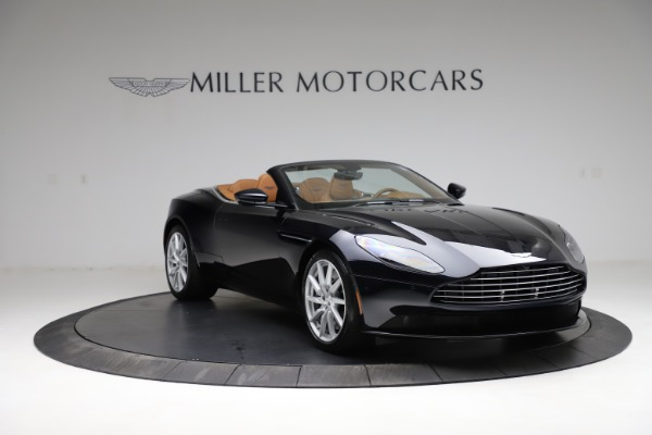 New 2021 Aston Martin DB11 Volante for sale $265,186 at Rolls-Royce Motor Cars Greenwich in Greenwich CT 06830 10