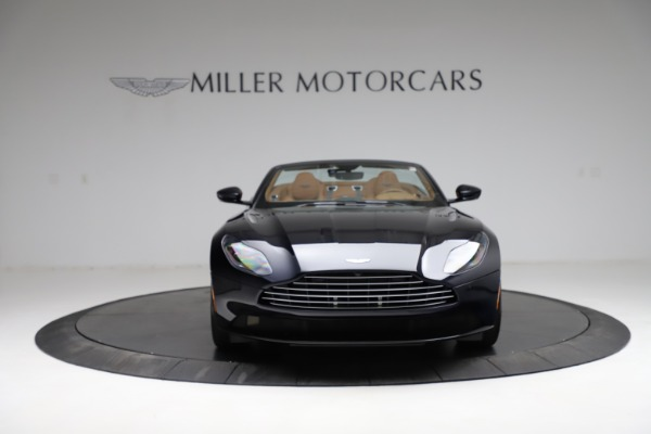 New 2021 Aston Martin DB11 Volante for sale $265,186 at Rolls-Royce Motor Cars Greenwich in Greenwich CT 06830 11