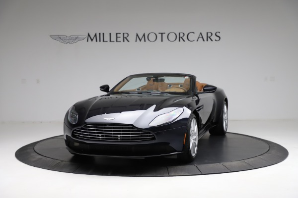 New 2021 Aston Martin DB11 Volante for sale $265,186 at Rolls-Royce Motor Cars Greenwich in Greenwich CT 06830 12