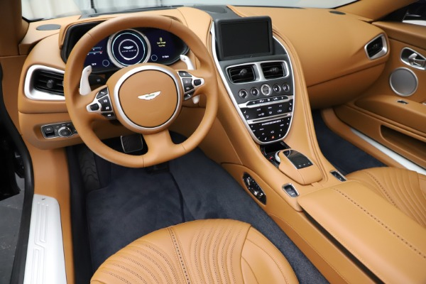 New 2021 Aston Martin DB11 Volante for sale $265,186 at Rolls-Royce Motor Cars Greenwich in Greenwich CT 06830 15