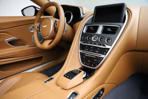 New 2021 Aston Martin DB11 Volante for sale $265,186 at Rolls-Royce Motor Cars Greenwich in Greenwich CT 06830 18