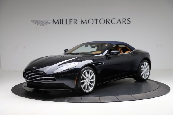New 2021 Aston Martin DB11 Volante for sale $265,186 at Rolls-Royce Motor Cars Greenwich in Greenwich CT 06830 20