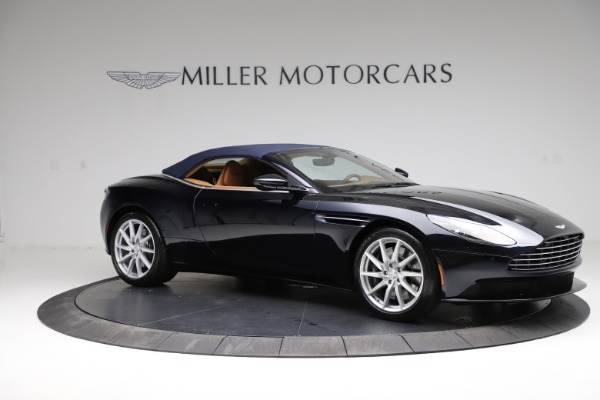 New 2021 Aston Martin DB11 Volante for sale $265,186 at Rolls-Royce Motor Cars Greenwich in Greenwich CT 06830 23