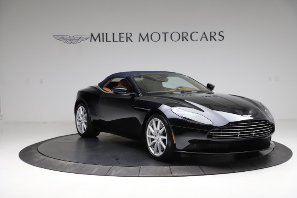 New 2021 Aston Martin DB11 Volante for sale $265,186 at Rolls-Royce Motor Cars Greenwich in Greenwich CT 06830 24