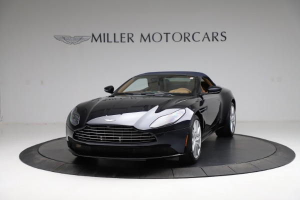 New 2021 Aston Martin DB11 Volante for sale $265,186 at Rolls-Royce Motor Cars Greenwich in Greenwich CT 06830 25