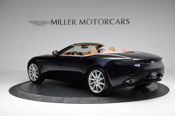 New 2021 Aston Martin DB11 Volante for sale $265,186 at Rolls-Royce Motor Cars Greenwich in Greenwich CT 06830 3