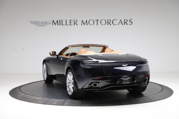 New 2021 Aston Martin DB11 Volante for sale $265,186 at Rolls-Royce Motor Cars Greenwich in Greenwich CT 06830 4