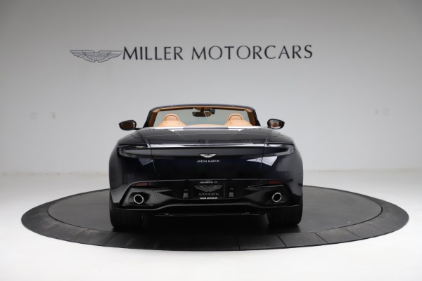 New 2021 Aston Martin DB11 Volante for sale $265,186 at Rolls-Royce Motor Cars Greenwich in Greenwich CT 06830 5