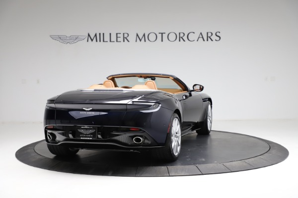 New 2021 Aston Martin DB11 Volante for sale $265,186 at Rolls-Royce Motor Cars Greenwich in Greenwich CT 06830 6