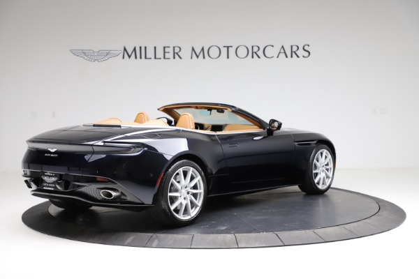 New 2021 Aston Martin DB11 Volante for sale $265,186 at Rolls-Royce Motor Cars Greenwich in Greenwich CT 06830 7