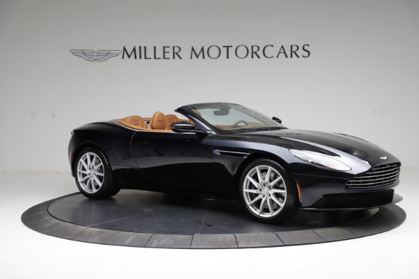 New 2021 Aston Martin DB11 Volante for sale $265,186 at Rolls-Royce Motor Cars Greenwich in Greenwich CT 06830 9