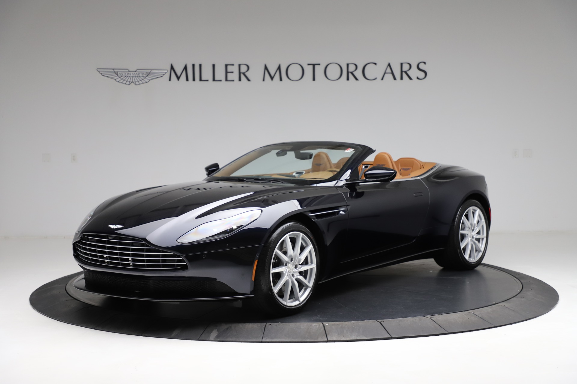 New 2021 Aston Martin DB11 Volante Convertible for sale $265,186 at Rolls-Royce Motor Cars Greenwich in Greenwich CT 06830 1