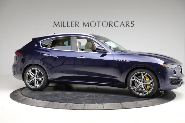 New 2021 Maserati Levante S Q4 GranLusso for sale $106,235 at Rolls-Royce Motor Cars Greenwich in Greenwich CT 06830 10