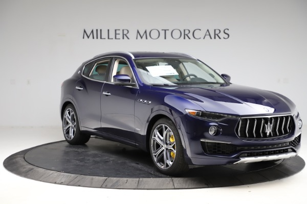 New 2021 Maserati Levante S Q4 GranLusso for sale $106,235 at Rolls-Royce Motor Cars Greenwich in Greenwich CT 06830 11