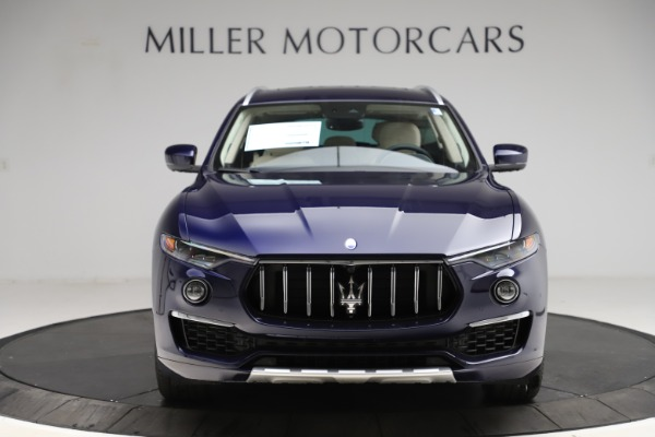 New 2021 Maserati Levante S Q4 GranLusso for sale $106,235 at Rolls-Royce Motor Cars Greenwich in Greenwich CT 06830 12