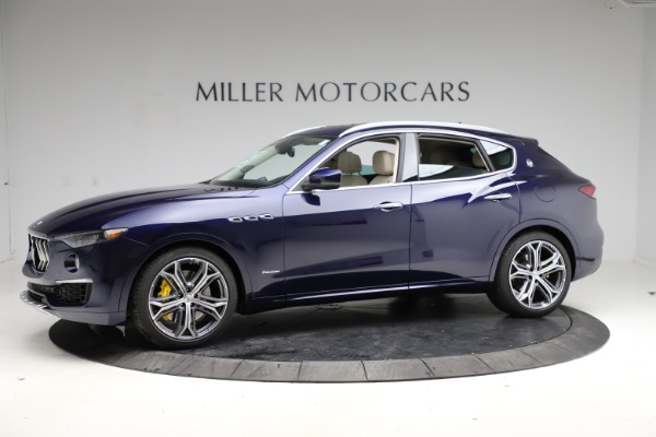 New 2021 Maserati Levante S Q4 GranLusso for sale $106,235 at Rolls-Royce Motor Cars Greenwich in Greenwich CT 06830 2