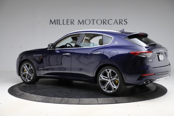 New 2021 Maserati Levante S Q4 GranLusso for sale $106,235 at Rolls-Royce Motor Cars Greenwich in Greenwich CT 06830 4