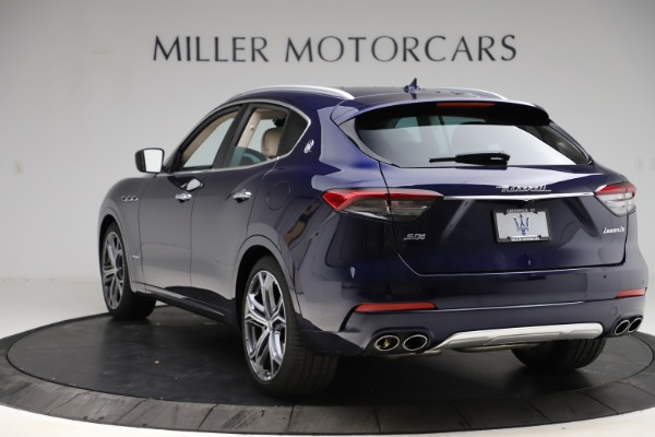 New 2021 Maserati Levante S Q4 GranLusso for sale $106,235 at Rolls-Royce Motor Cars Greenwich in Greenwich CT 06830 5