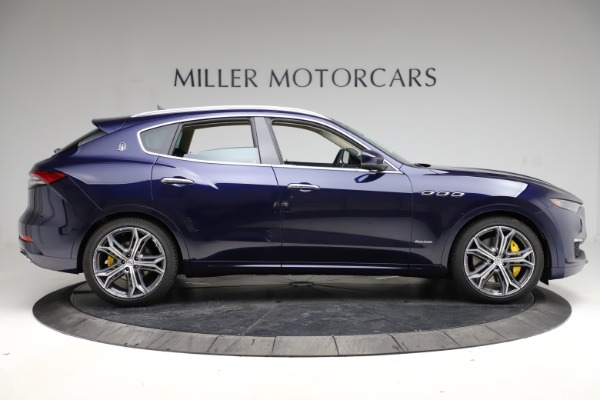 New 2021 Maserati Levante S Q4 GranLusso for sale $106,235 at Rolls-Royce Motor Cars Greenwich in Greenwich CT 06830 9