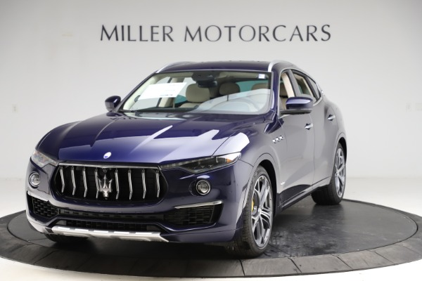New 2021 Maserati Levante S Q4 GranLusso for sale $106,235 at Rolls-Royce Motor Cars Greenwich in Greenwich CT 06830 1