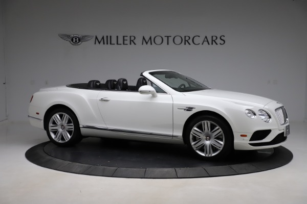 Used 2016 Bentley Continental GT V8 for sale $149,900 at Rolls-Royce Motor Cars Greenwich in Greenwich CT 06830 10