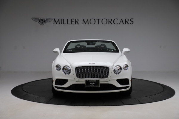 Used 2016 Bentley Continental GT V8 for sale $149,900 at Rolls-Royce Motor Cars Greenwich in Greenwich CT 06830 12