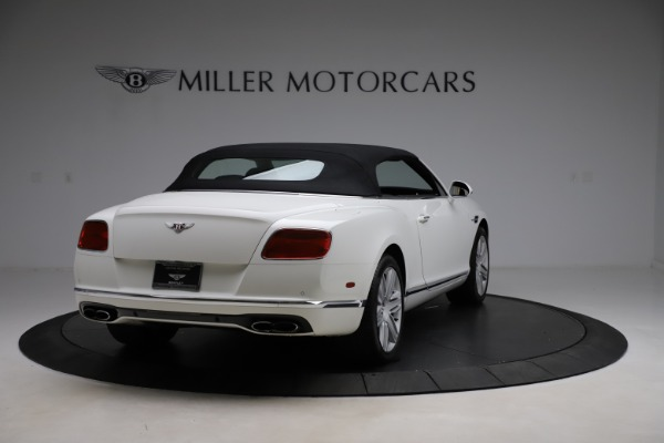 Used 2016 Bentley Continental GT V8 for sale $149,900 at Rolls-Royce Motor Cars Greenwich in Greenwich CT 06830 17
