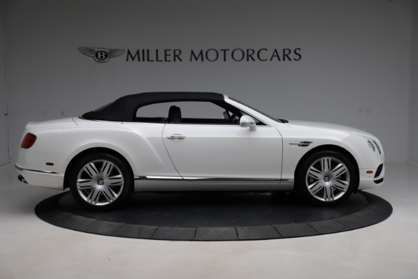 Used 2016 Bentley Continental GT V8 for sale $149,900 at Rolls-Royce Motor Cars Greenwich in Greenwich CT 06830 18