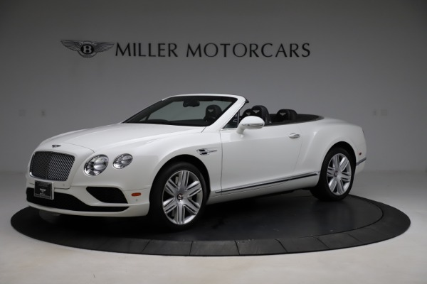 Used 2016 Bentley Continental GT V8 for sale $149,900 at Rolls-Royce Motor Cars Greenwich in Greenwich CT 06830 2