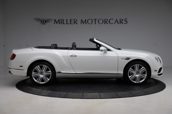 Used 2016 Bentley Continental GT V8 for sale $149,900 at Rolls-Royce Motor Cars Greenwich in Greenwich CT 06830 9