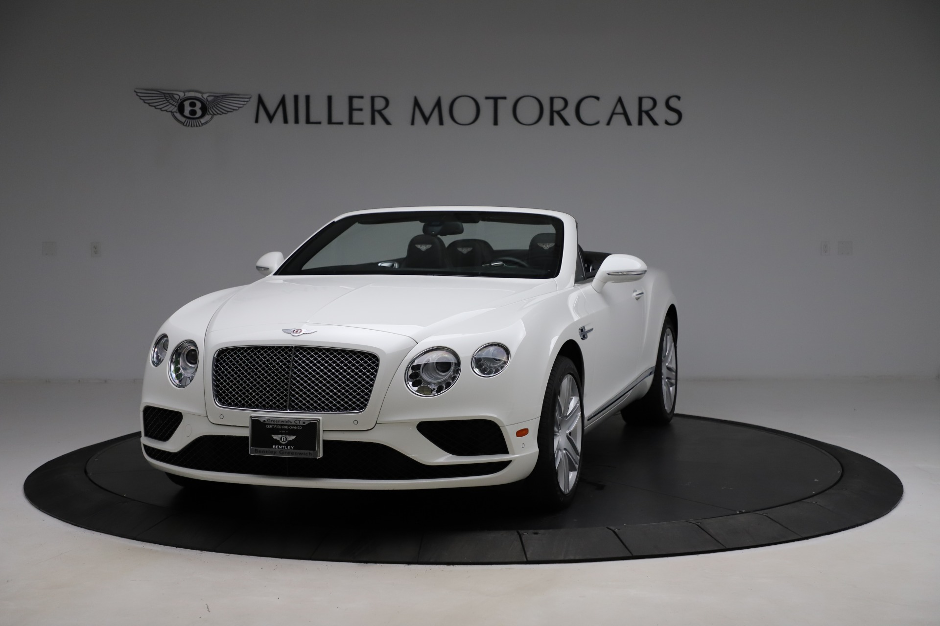 Used 2016 Bentley Continental GT V8 for sale $149,900 at Rolls-Royce Motor Cars Greenwich in Greenwich CT 06830 1