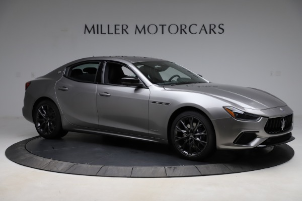 New 2021 Maserati Ghibli S Q4 GranSport for sale $98,125 at Rolls-Royce Motor Cars Greenwich in Greenwich CT 06830 10