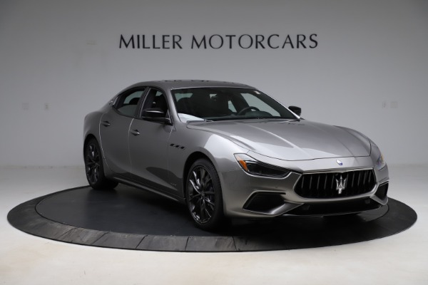 New 2021 Maserati Ghibli S Q4 GranSport for sale $98,125 at Rolls-Royce Motor Cars Greenwich in Greenwich CT 06830 11