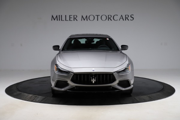 New 2021 Maserati Ghibli S Q4 GranSport for sale $98,125 at Rolls-Royce Motor Cars Greenwich in Greenwich CT 06830 12