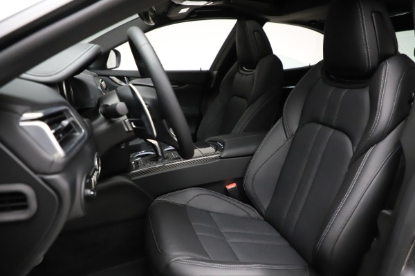 New 2021 Maserati Ghibli S Q4 GranSport for sale $98,125 at Rolls-Royce Motor Cars Greenwich in Greenwich CT 06830 15