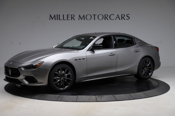 New 2021 Maserati Ghibli S Q4 GranSport for sale $98,125 at Rolls-Royce Motor Cars Greenwich in Greenwich CT 06830 2