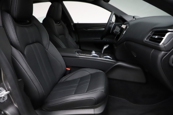 New 2021 Maserati Ghibli S Q4 GranSport for sale $98,125 at Rolls-Royce Motor Cars Greenwich in Greenwich CT 06830 23