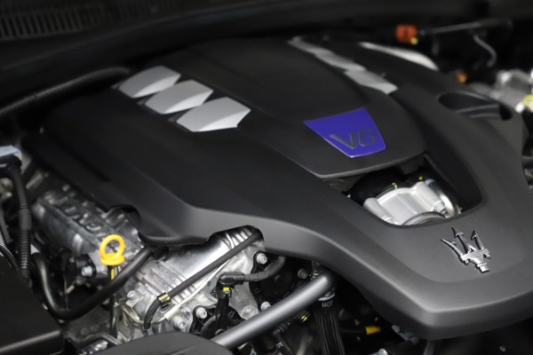 New 2021 Maserati Ghibli S Q4 GranSport for sale $98,125 at Rolls-Royce Motor Cars Greenwich in Greenwich CT 06830 28