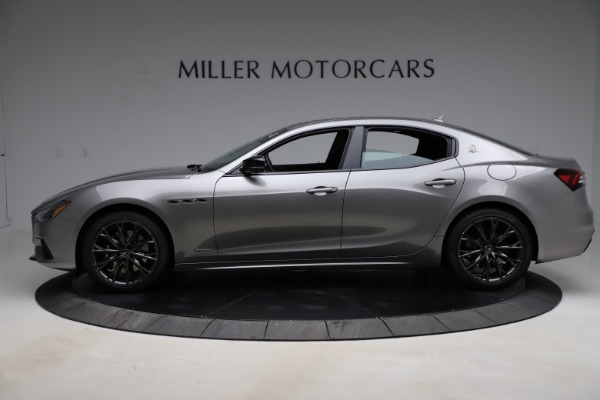 New 2021 Maserati Ghibli S Q4 GranSport for sale $98,125 at Rolls-Royce Motor Cars Greenwich in Greenwich CT 06830 3