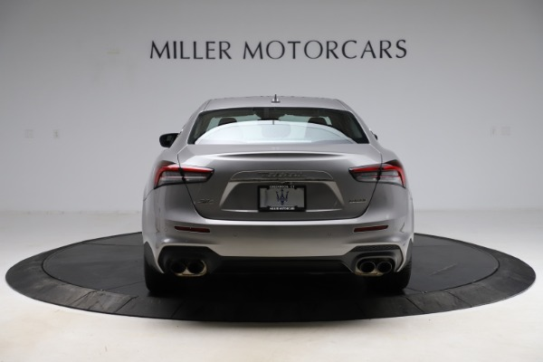 New 2021 Maserati Ghibli S Q4 GranSport for sale $98,125 at Rolls-Royce Motor Cars Greenwich in Greenwich CT 06830 6