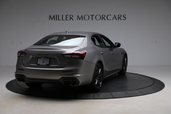 New 2021 Maserati Ghibli S Q4 GranSport for sale $98,125 at Rolls-Royce Motor Cars Greenwich in Greenwich CT 06830 7