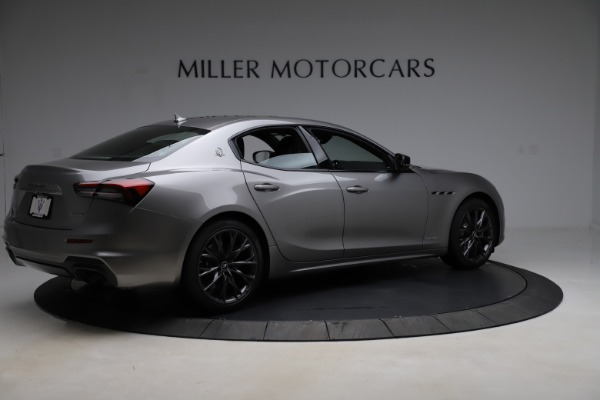 New 2021 Maserati Ghibli S Q4 GranSport for sale $98,125 at Rolls-Royce Motor Cars Greenwich in Greenwich CT 06830 8