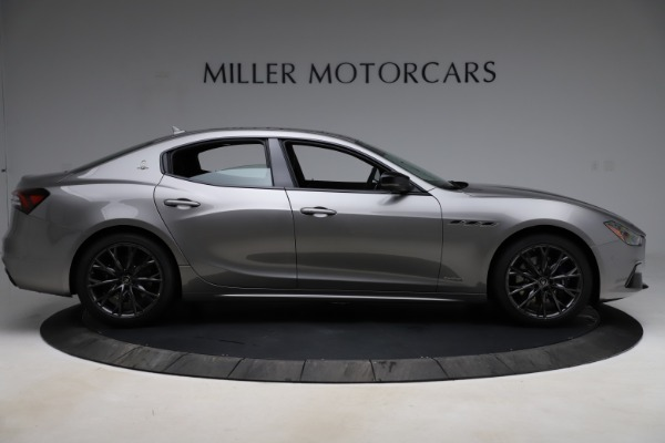 New 2021 Maserati Ghibli S Q4 GranSport for sale $98,125 at Rolls-Royce Motor Cars Greenwich in Greenwich CT 06830 9