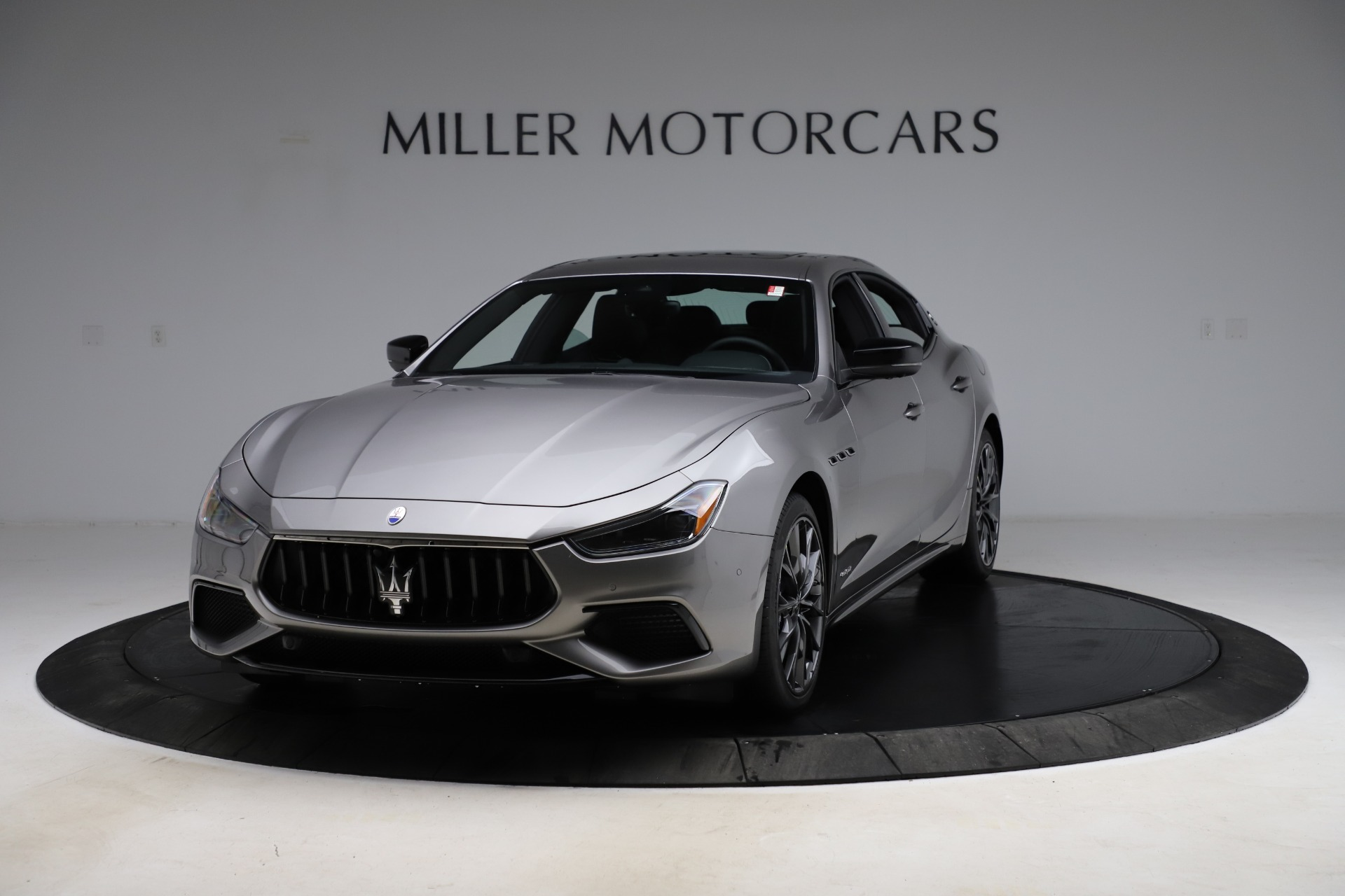 New 2021 Maserati Ghibli S Q4 GranSport for sale $98,125 at Rolls-Royce Motor Cars Greenwich in Greenwich CT 06830 1