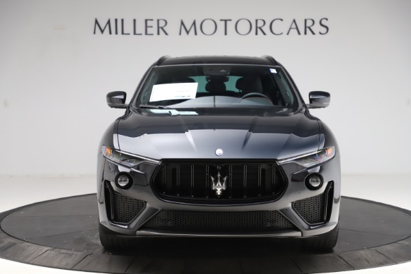 New 2021 Maserati Levante Trofeo for sale $155,035 at Rolls-Royce Motor Cars Greenwich in Greenwich CT 06830 12