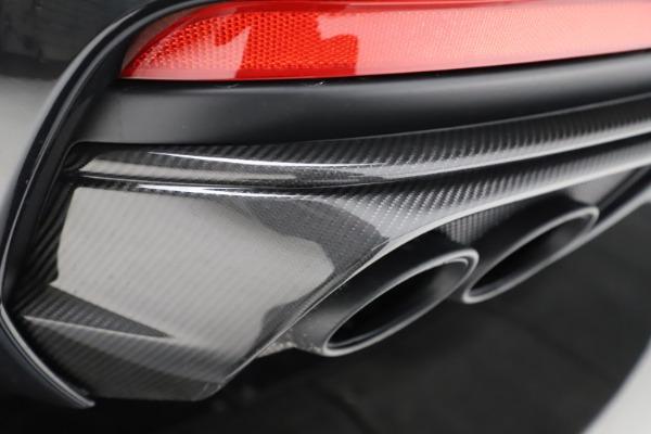 New 2021 Maserati Levante Trofeo for sale $155,035 at Rolls-Royce Motor Cars Greenwich in Greenwich CT 06830 21