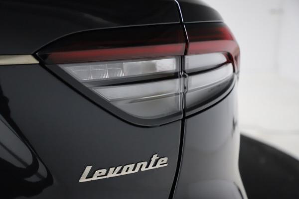 New 2021 Maserati Levante Trofeo for sale $155,035 at Rolls-Royce Motor Cars Greenwich in Greenwich CT 06830 23