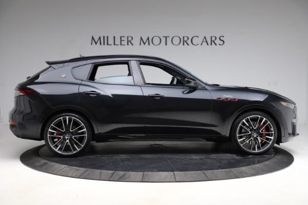 New 2021 Maserati Levante Trofeo for sale $155,035 at Rolls-Royce Motor Cars Greenwich in Greenwich CT 06830 9