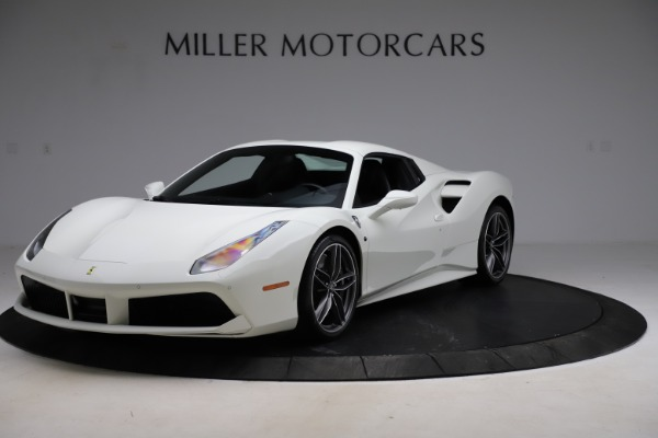 Used 2017 Ferrari 488 Spider for sale $284,900 at Rolls-Royce Motor Cars Greenwich in Greenwich CT 06830 13